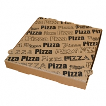Pizza eco kraft